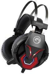 Marvo słuchawki HG8914, czarne (HG8914)