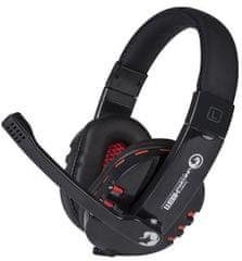 Marvo słuchawki H8311, czarne (H8311)