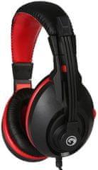 Marvo słuchawki HG8321, czarne (HG8321)