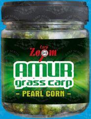 Carp Zoom Foukaná kukuřice Grass Carp Pearl Corn 210ml