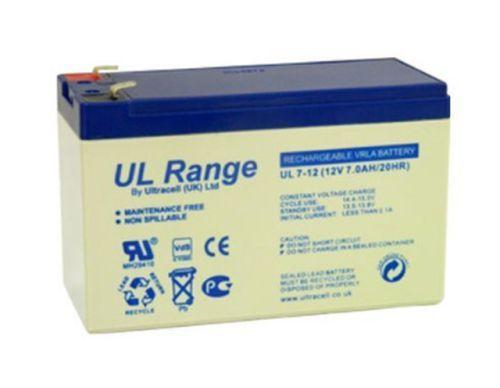 Ultracell Akumulátor Ultracell UL7,2 12F2 (12V-7,2Ah)