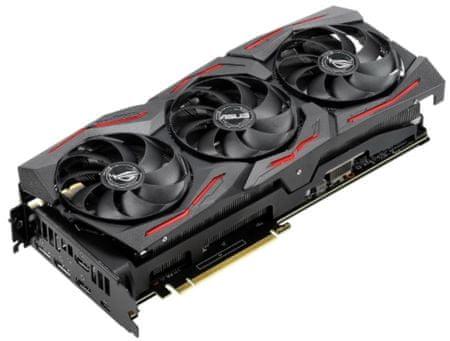 Asus ROG Strix OC GeForce RTX 2080 SUPER, 8 GB GDDR6 grafična kartica