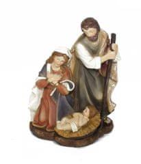 DUE ESSE dekoracja świąteczna - scena z Betlejem 15 cm
