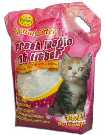 Crystal Litter Cat 10 literes