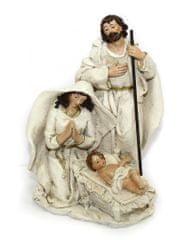 DUE ESSE dekoracja świąteczna - scena z Betlejem 21 cm