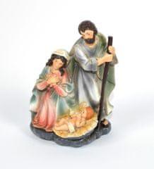 DUE ESSE dekoracja świąteczna - scena z Betlejem 14,5 cm