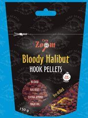 Carp Zoom Carp zoom Pelety bloody halibut hook pellets 150g