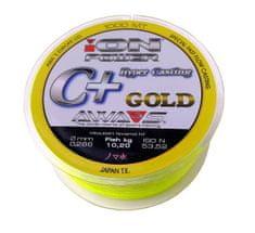 Awa-Shima rybářský vlasec ION POWER C+Hyper Casting GOLD 1000m