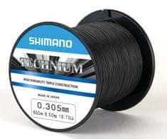 Shimano Rybářský vlasec Technium PB 1530m/0,255mm