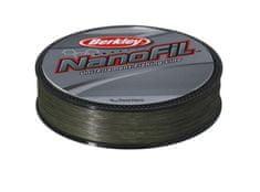 Berkley Nanofil Berkley 125m 0,17 mm Zelený