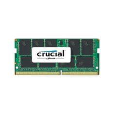 Crucial CT16G4TFD8266 pomnilnik za prenosnike (RAM), 16GB, 2666MHz, DDR4, SODIMM, ECC, CL19 (CT16G4TFD8266)