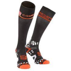 Compressport Full Socks V2.1 nogavice, črne