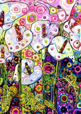 Grafika Puzzle 2000 db Sally Rich - Lillys
