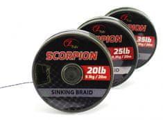ZFISH Šňůrka Scorpion Sinking Braid 20m