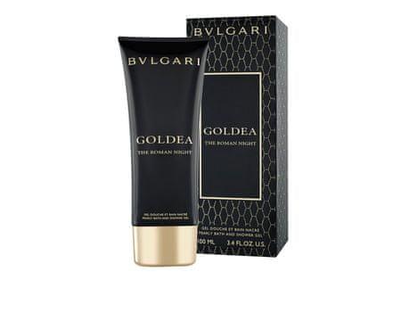 Bvlgari Goldea The Roman Night gel za prhanje, 100ml