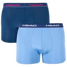 Head 2PACK pánské boxerky vícebarevné (871001001 168)