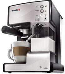 Breville Prima Latte stříbrný VCF045X