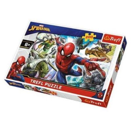 Trefl Puzzle 200 db Spider-Man