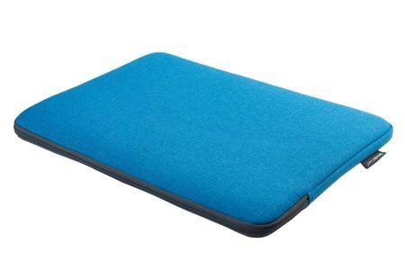 """Gecko Universal Zipper sleeve torba za prenosnik, 17"""", modra"""