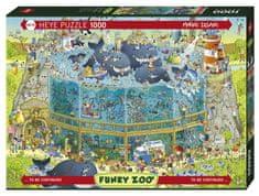 Heye Puzzle 1000 dílků Marino Degano: Ocean Habitat
