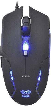 E-Blue mysz przewodowa Cobra II, czarna (EMS151BK)
