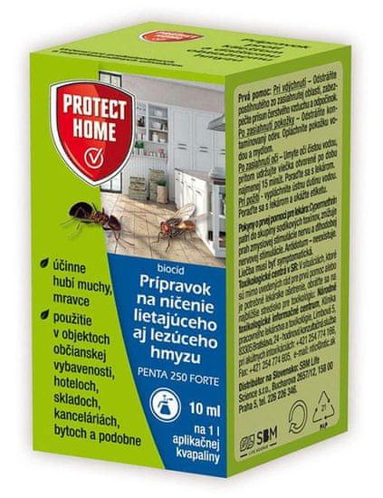 Bayer Garden Protect home Penta 250 Forte přípravek proti létajícímu a lezoucímu hmyzu v interiéru (10 ml)