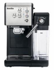 Breville Prima Latte II 19 bar stříbrný VCF108X