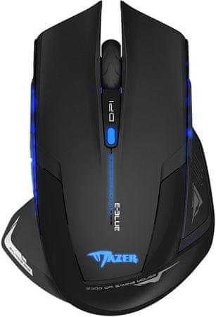 E-Blue mysz bezprzewodowa Mazer-R (EMS152BK)