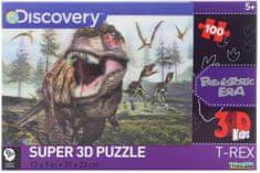 Lamps slagalica 3D Puzzle T-Rex, 100 dijela