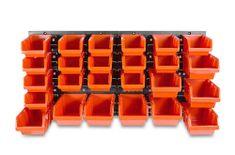 Prosperplast Závěsný organizér/držák s 28 boxy NTBNP1 ORDERLINE