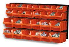 Prosperplast Závěsný organizér/držák s 30 boxy NTBNP3 ORDERLINE