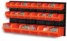 Prosperplast Závěsný organizér/držák s 24 boxy NTBNP2 ORDERLINE