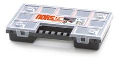 Prosperplast Plastový organizér 12 přihrádek NORS 287x186x50