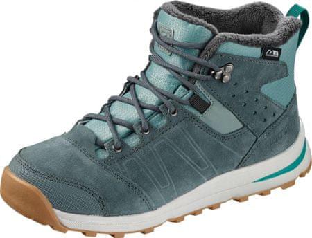 Salomon dětská membránová zimní obuv UTILITY TS CSWP J 38 zelená