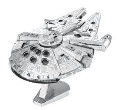 Metal Earth Star Wars: Millenium Falcon 3D