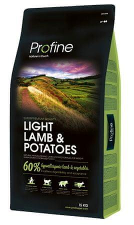 Profine karma dla szczeniąt Puppy Lamb & Potatoes, 15 kg