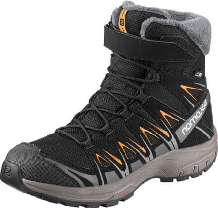 Salomon buty zimowe membranowe chłopięce XA PRO 3D WINTER TS CSWP J 32 czarne