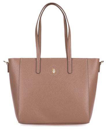 U.S. Polo Assn. Jones Shopping ženska torbica, roza