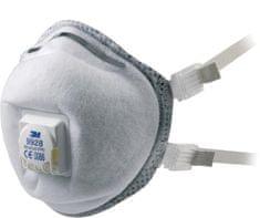 3M Zváračský respirátor s výdechovým ventilem 9928 FFP2 na sváření