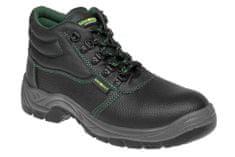 Adamant Bezpečnostní kotníková obuv Classic S1P černá 36