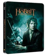 Hobit: Neočekávaná cesta (2BD Steelbook) - Blu-ray