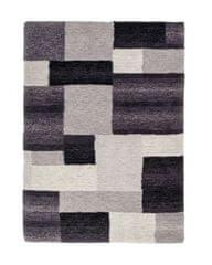 Astra - Golze Kusový koberec Livorno 151040 Design Black
