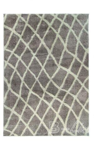 Oriental Weavers Kusový koberec Nano Shag 625 GY6D 100x150