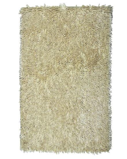 BO-MA Protiskluzová koupelnová předložka RASTA MICRO NEW krémová (lehce do žluta) 50x80