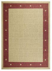 Oriental Weavers Kusový koberec SISALO/DAWN 879/O44P (J84 Red)