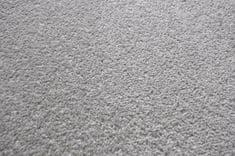 Vopi Eton šedý koberec kulatý