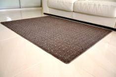 Vopi Kusový koberec Udinese hnědý
