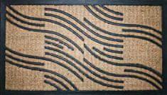 AKCE: 40x70 cm Rohožka Kokos + guma vlnky