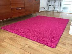 Vopi Kusový koberec Color shaggy růžový