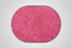 Vopi Kusový růžový koberec Eton ovál